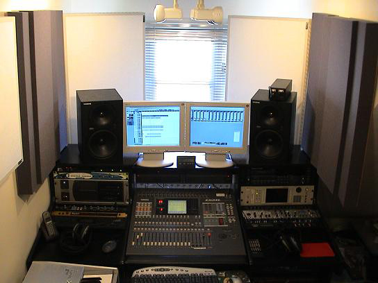 Home Studio Desk